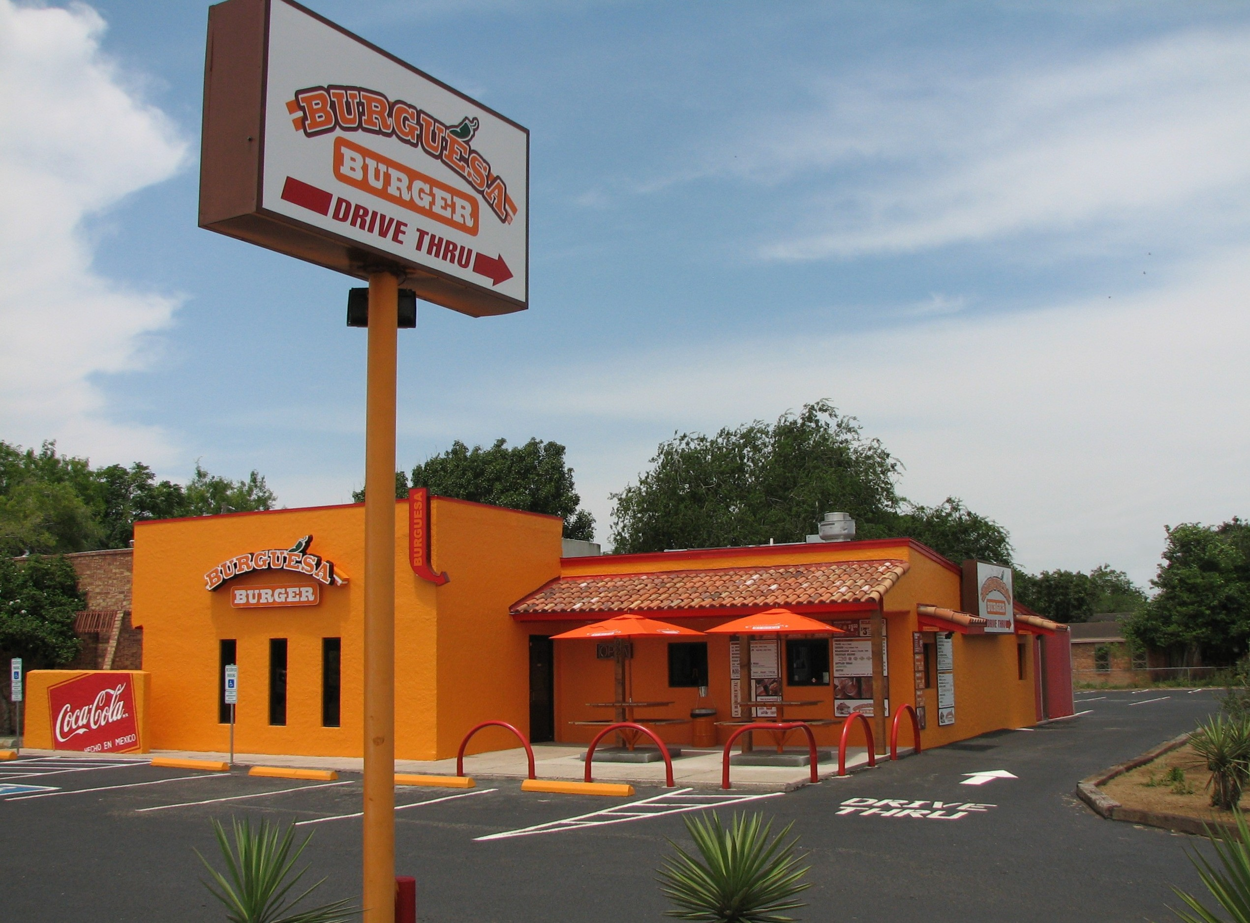 The Monitor In Mcallen Loves Our Mexican Burgers