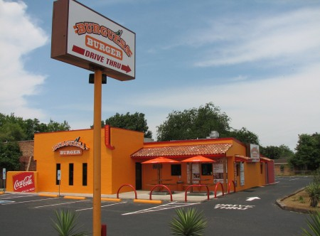 Burguesa Burger in McAllen, Texas