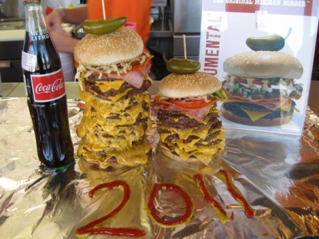 happy new year from burguesa burger