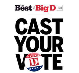 Best of Big D Readers' Choice Poll